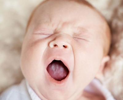 Кандидоз рта у детей